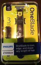 NEW!  Philips Norelco One Blade Electric Trimmer Shaver Razor Beard QP2520/70