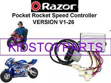 Razor PR200 POCKET ROCKET V1-26 (Version 1-26) ESC Speed Controller  5 connector
