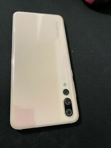 """Huawei P20 pro Unlocked 4G LTE 6.1"""" 40MP LEICA Camera 6G+64GB Phone In Pink Gold"""