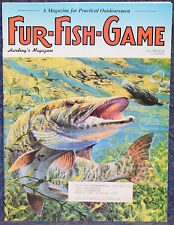 Magazine *Fur-Fish-Game* JULY, 1998 *Very Good Conditions* !FREE SHIPPING!