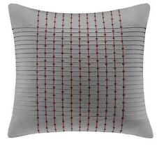 Natori Cherry Blossom Euro Sham Pillow Sham Grey New in Package