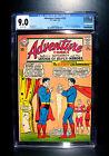 COMICS: DC: Adventure Comics #329 (1965), 1st Bizarro Legionnaires app - CGC 9.0