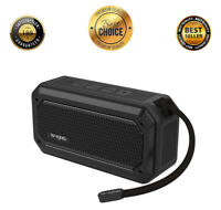 Speakers Bluetooth Portable Wireless Bass Stereo USB Outdoors Waterproof IPX7