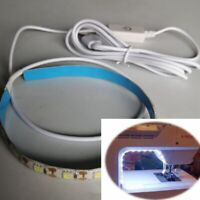 For Sewing Machine Light LED Sewing Light Strip Touch Dimmer USB Power Supply