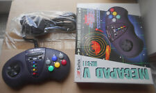 Joypad megapad V pad super nintendo snes Turbo Slow Auto NEW