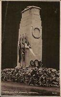 London England 1930 Cenotaph Memorial Whitehall Ehrenmal Kriegerdenkmal Denkmal