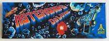 Asteroids Deluxe Marquee FRIDGE MAGNET arcade video game header
