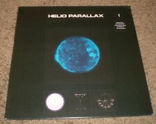 Helio Parallax Self-Titled~SEALED~2014 Ambient Dub Fusion~FAST SHIPPING!!!