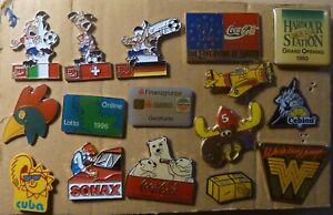 16 verschiedene Pins 3