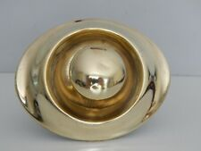More details for reclaimed james collins victorian wire system brass door bell pull