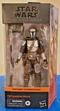 Star Wars THE MANDALORIAN BESKAR 6 Inch The Black Series Hasbro Disney