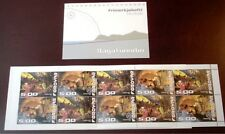 Faroe Stamp Booklet #29 2003 The Vagar Tunnel - Mnh - Excellent!