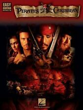 Pirates of the Caribbean for Easy Guitar (2011, Paperback)