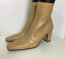 Pied A Terre Sand Beige Ankle Boots  New, Size 5 38, RRP £145