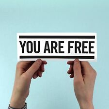 Cat Power 'You Are Free' Lyric Sticker! the greatest, jukebox, sun, Dear Sir