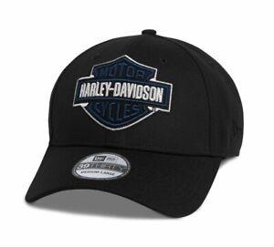 HARLEY-DAVIDSON BAR & SHIELD 39THIRTY BASEBALL CAP