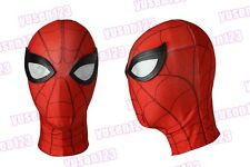 Spider-Man:Homecoming Spiderman Printed Full Face Mask Halloween Cosplay Mask