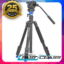 Pro BENRO A2883FS4 Camera Video Camcorder & PAN Head Tripod Kit For Canon Sony