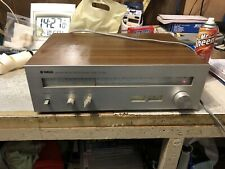 Yamaha Natural Sound Am/Fm Stereo Tuner CT400 Working