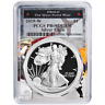 2019-W Proof $1 American Silver Eagle PCGS PR69DCAM West Point Frame