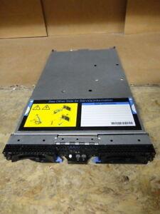 IBM HS22 BareBone Server Blade 7870 * 2 x CPU & 36GB Mem - 49Y5118