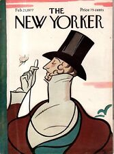 1977 New Yorker February 21 - Eustace is tired now at over 50 years of age.