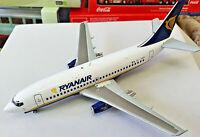 Ryanair FR Boeing B737-200 EI-CKP - Scala 1:200 Die Cast - JC 200