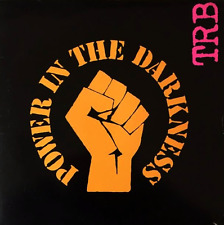 TOM ROBINSON BAND - Power In The Darkness (LP) (VG+/VG-)