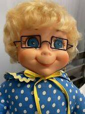 1967 Mattel Mrs. Beasley Doll Still in Box Never Played With - Mint