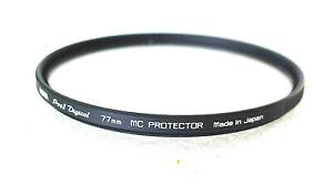 77mm Hoya Pro1 Digital MC Protector Filter - Slim Profile - PERFECT