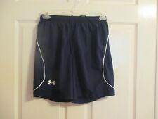 Women's Under Armour Athletic Dark Shorts Size SM Regular