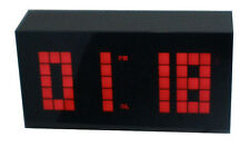 Moderne Radiowecker fürs Schlafzimmer- & Zahlen- & Ziffern Wecker