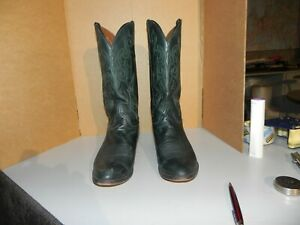 Lucchesse Cowboy Boots, 9.5
