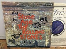 Rolling Stones STONE AGE - UK LP London EXPORT