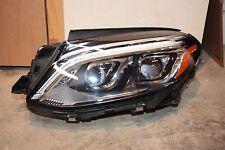 2016-2018 Mercedes Benz GLE350 GLE500 OEM Left Drivers Side LED Headlight