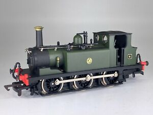 Dapol D72.Dapol-U 0-6-0 Stroudley Terrier in GWR Green MINT CONDITION