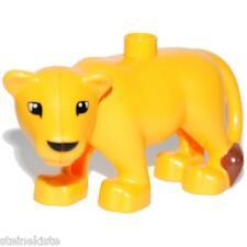 LEGO® Duplo Löwe Löwin Tier Zoo Lion NEU