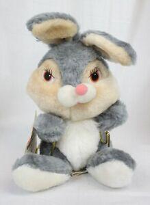 Thumper Walt Disney Knickerbocker Plush Stuffed Animal With Paper Tag Bunny