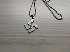 Buddhist Swastika  Necklace