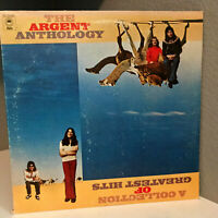 "THE ARGENT ANTHOLOGY - A Collection Of Greatest Hits - 12"" Vinyl Record LP - EX"