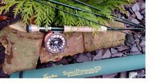 Flextec SUMO Distance - Canna da Pesca a Mosca - GRAFITE di Carb.- 9 Ft  # 7-8