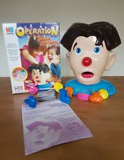MB Electronic Operation Brain Surgery 4+ complete tested working game board