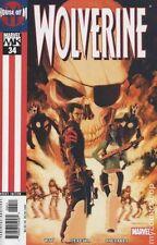 Wolverine #34 (2005) Marvel Comics