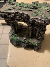 Castle Ruin Fish Tank Decoration, VGC, Cheap , Aquarium, looks great
