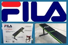 Brand New.. FILA FLAT WEIGHT & EXERCISE BENCH... only $99
