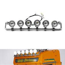 LESU LED Spotlight Toplight Lamp For 1/14 TAMIYA Scania R620 R470 RC Tractor DIY