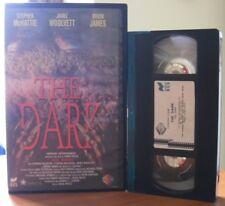 VHS ex-noleggio - THE DARK - RCS - RARISSIMA !!! (Film inedito in DVD)