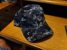 TEST BALL CAP HAT NWU Type I Navy Seal, EOD 2nd Class SIZE ON SIZE    NWOT