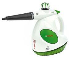 Vaporetto Easy Handheld Steamer Clothing Steam Travel Green White Cleaner Handy