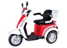 ECO ENGEL 500 Rot Weiß, 20 km/h, Seniorenmobil